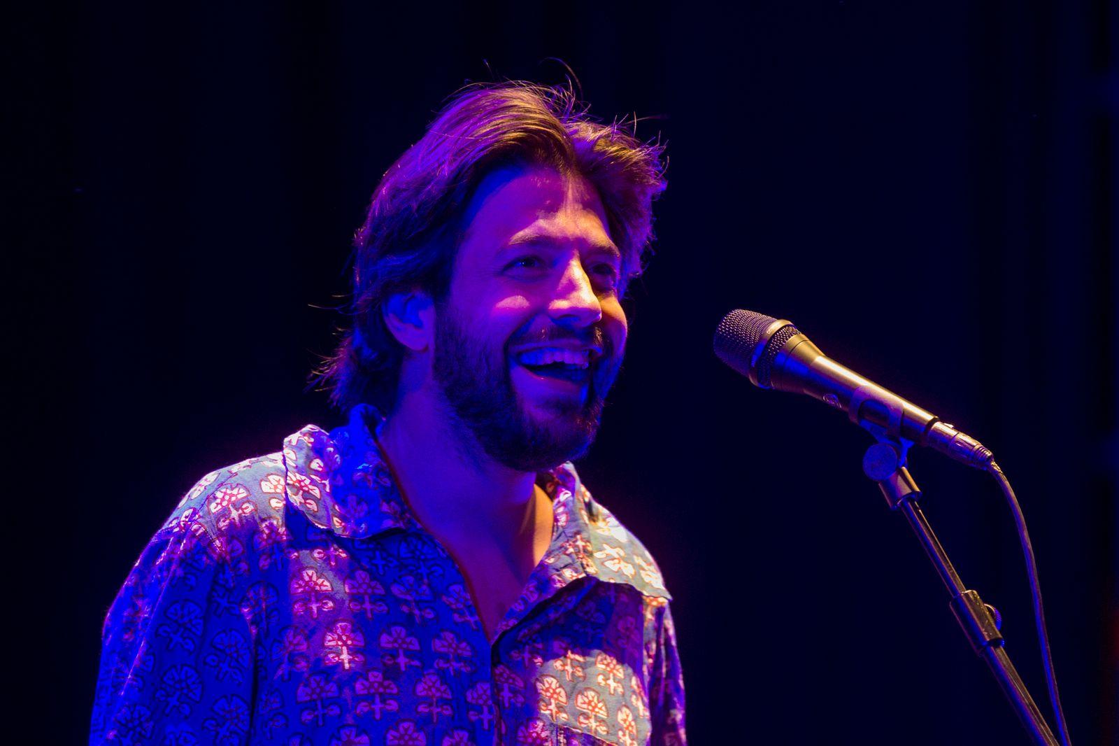 Salvador Sobral Concert In Seville