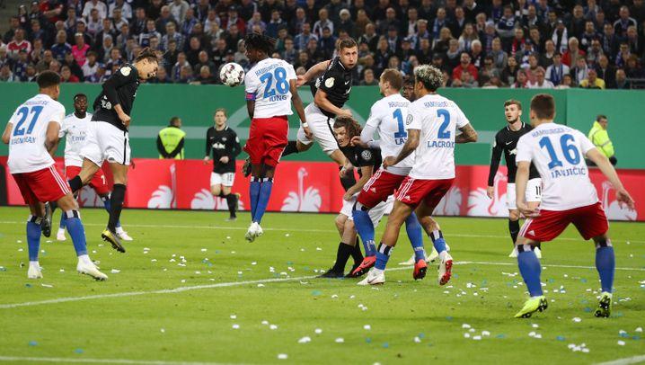 DFB-Pokal: Leipzig fährt über Hamburg nach Berlin