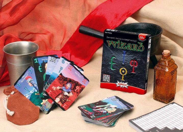 """""""Wizard"""": Ein Spiel für jede Reiselage"""