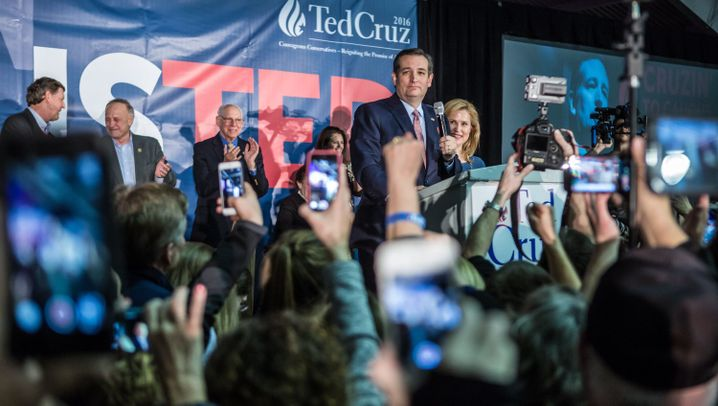 Erster US-Caucus: So lief die Wahl in Iowa