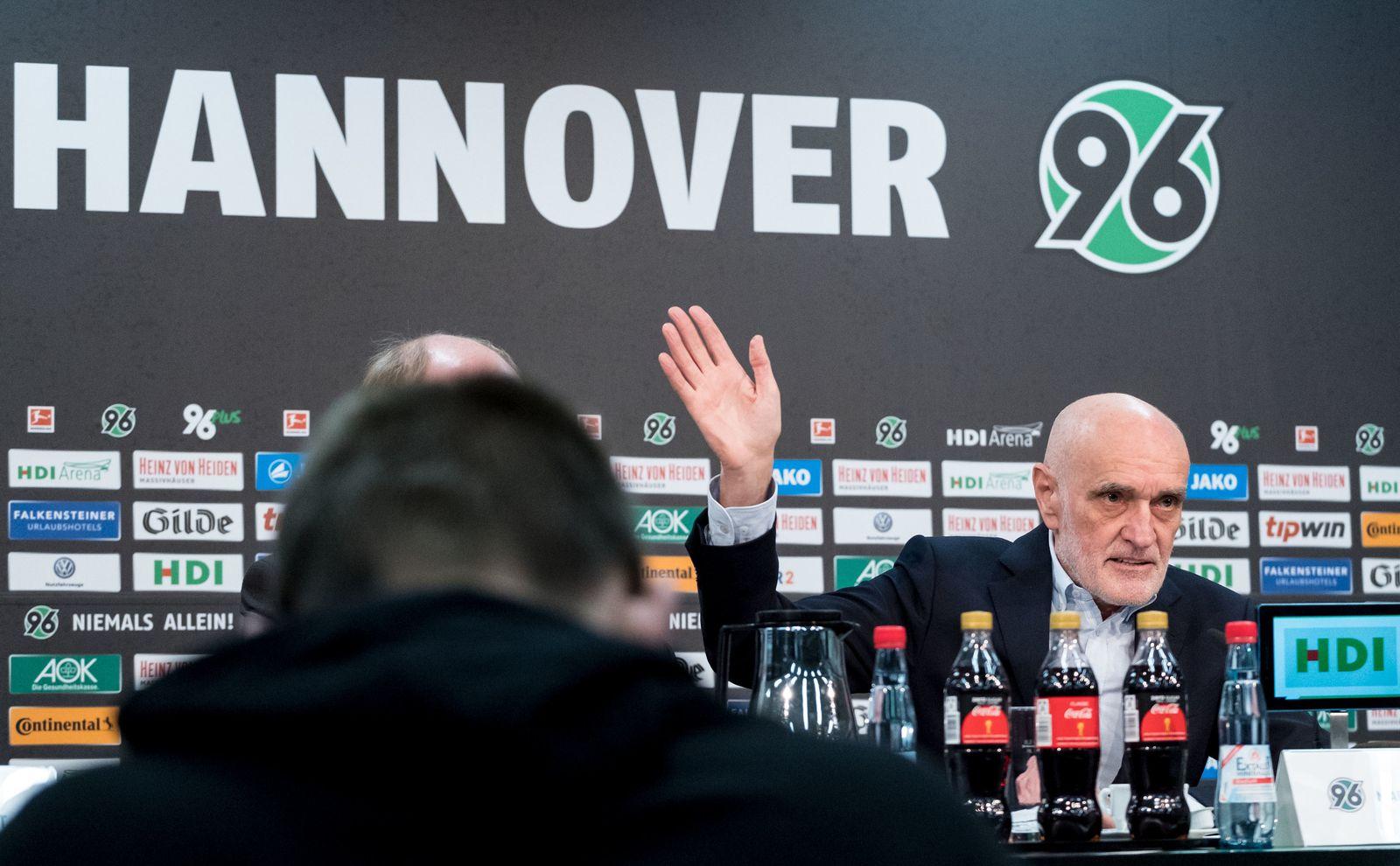 Hannover 96 - Martin Kind