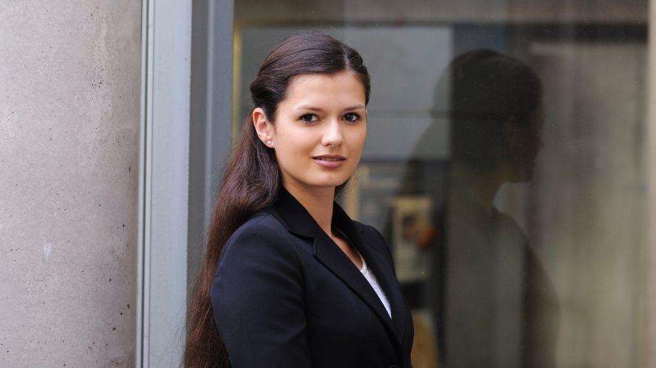 Richterin Alexandra Wolf: »Ich mag es lieber, wenn es um Geld geht statt um Mord«