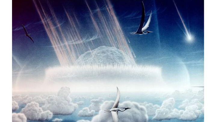 Meteoriten-Katastrophe: Der große Einschlag von Chicxulub