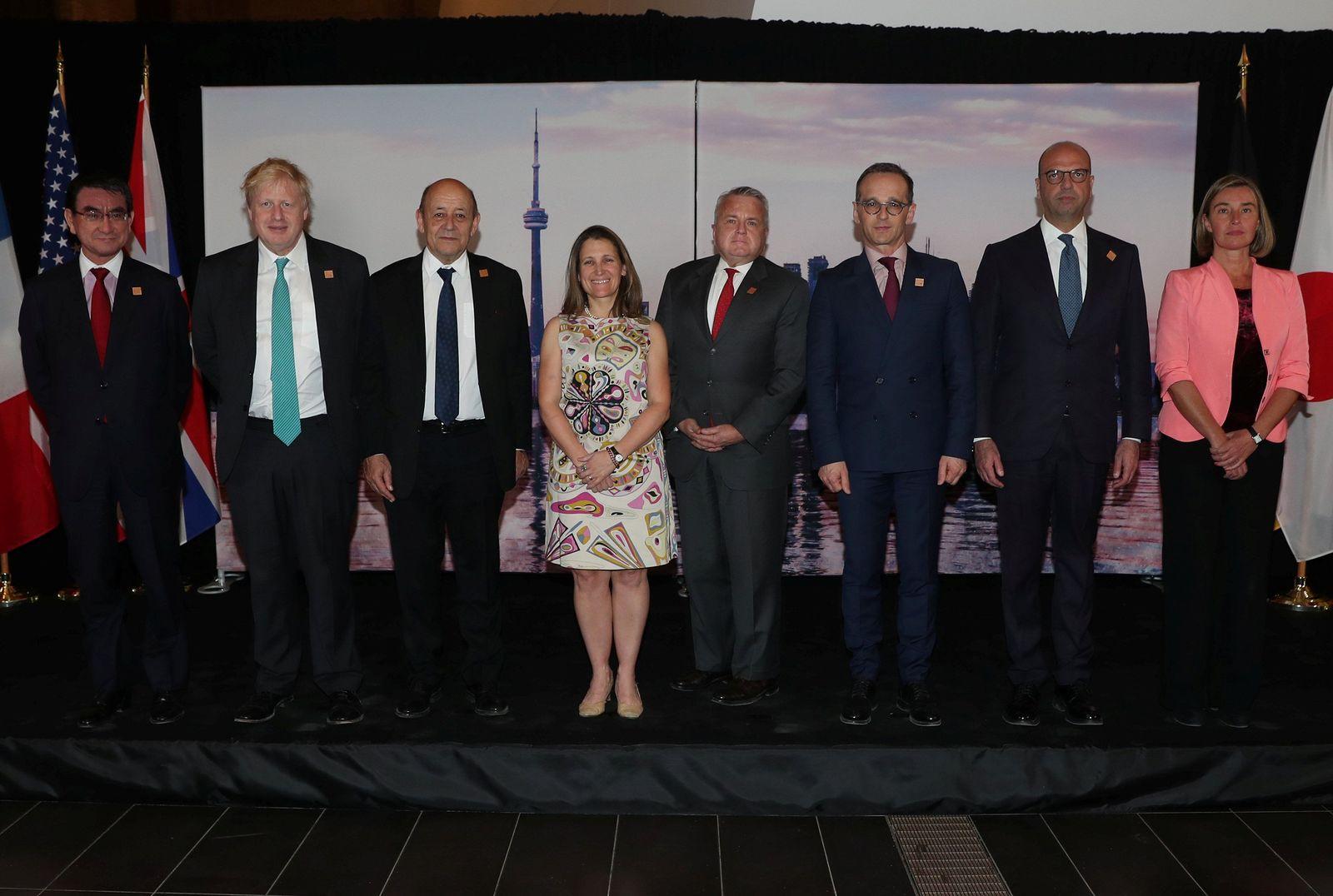 G7 Gipfel Toronto