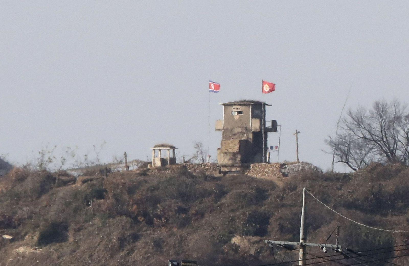 Nordkorea Grenze