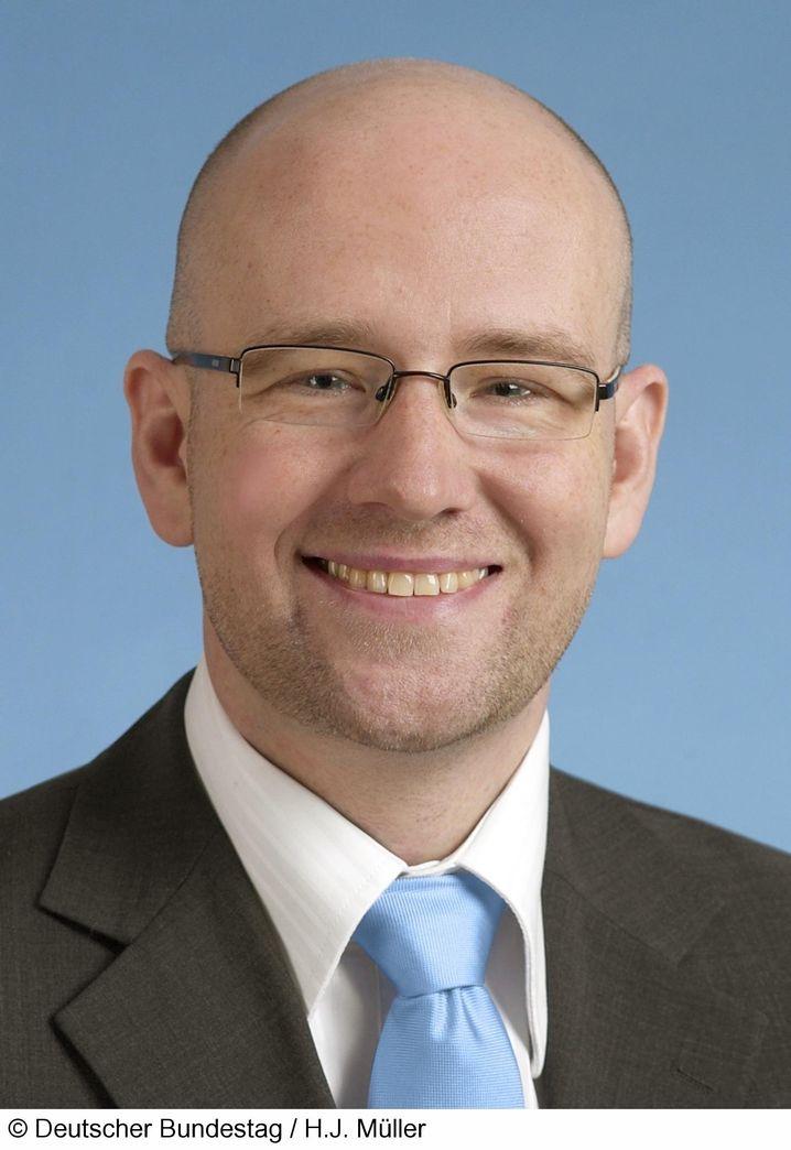 Peter Tauber, geboren 1974, ist erstmalig in den Bundestag eingezogen. Er ist Historiker