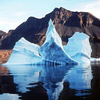 Eisberg in Grönland: Die Klimaforscher geben uns bloß noch sieben Jahre Zeit zum Umsteuern