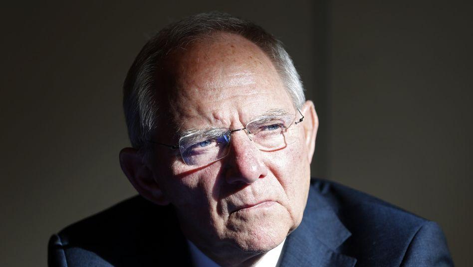 Schäuble: Ärger wegen Putin-Hitler-Vergleich