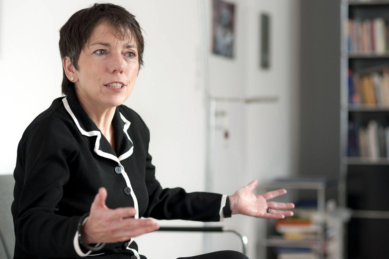 NICHT VERWENDEN Margot Käßmann