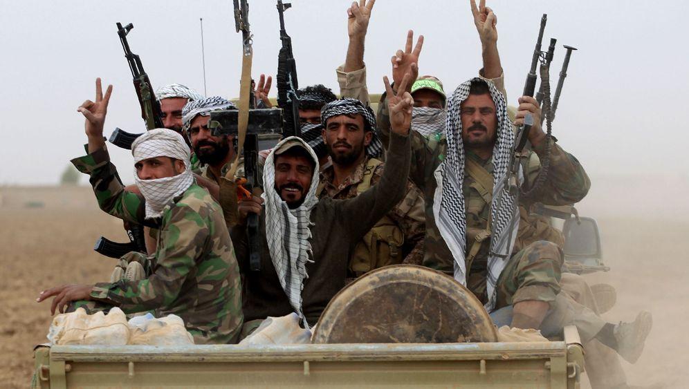 Kampf um Mossul: Die Ruhe vor dem Sturm