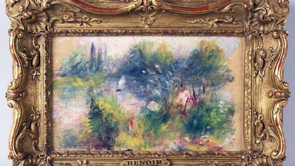 Renoir-Gemälde: Wem gehört das Bild?