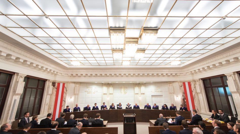 Österreichs Verfassungsgerichtshof