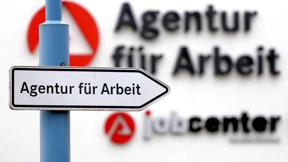Jobcenter in Sangerhausen (Sachsen-Anhalt)