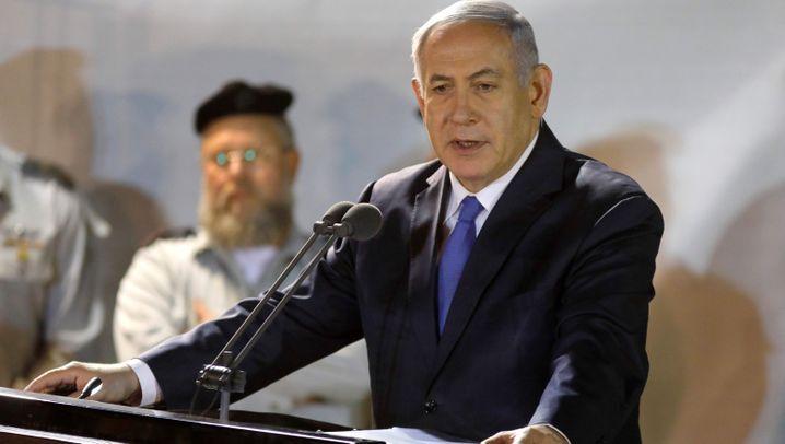 Wahl in Israel: Bibi gegen Benny