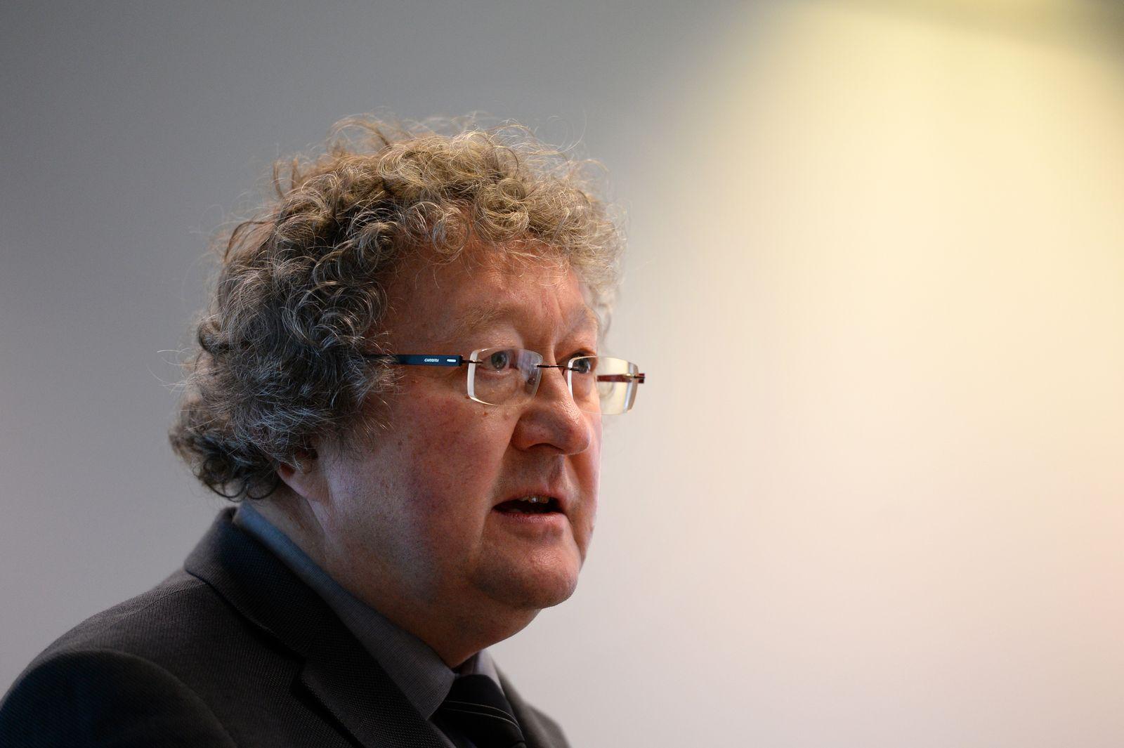 Politikwissenschaftler/ Werner Patzelt