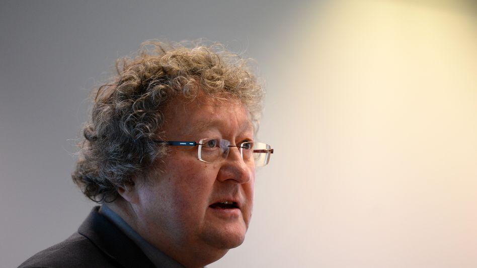 Politikwissenschaftler Werner Patzelt (2015)