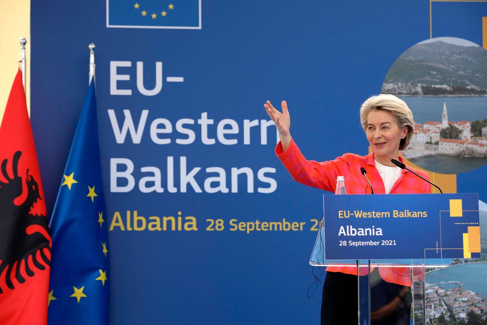 Albania EU
