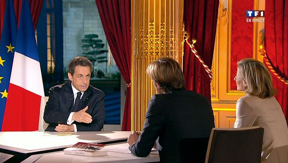 French President Nicolas Sarkozy went on television on Sunday night to announce a whole package of new proposals.