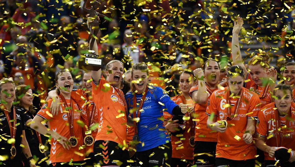 Durch den Triumph sind die Niederlande direkt für die Olympischen Spiele 2020 in Tokio qualifiziert.