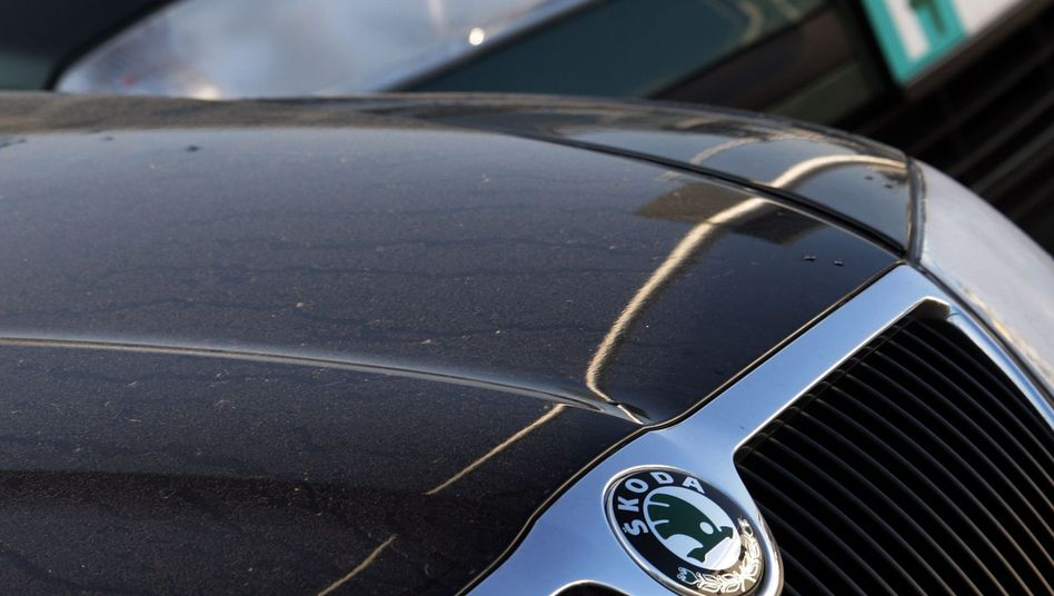Skoda's cars are now competing directly with VW's models.