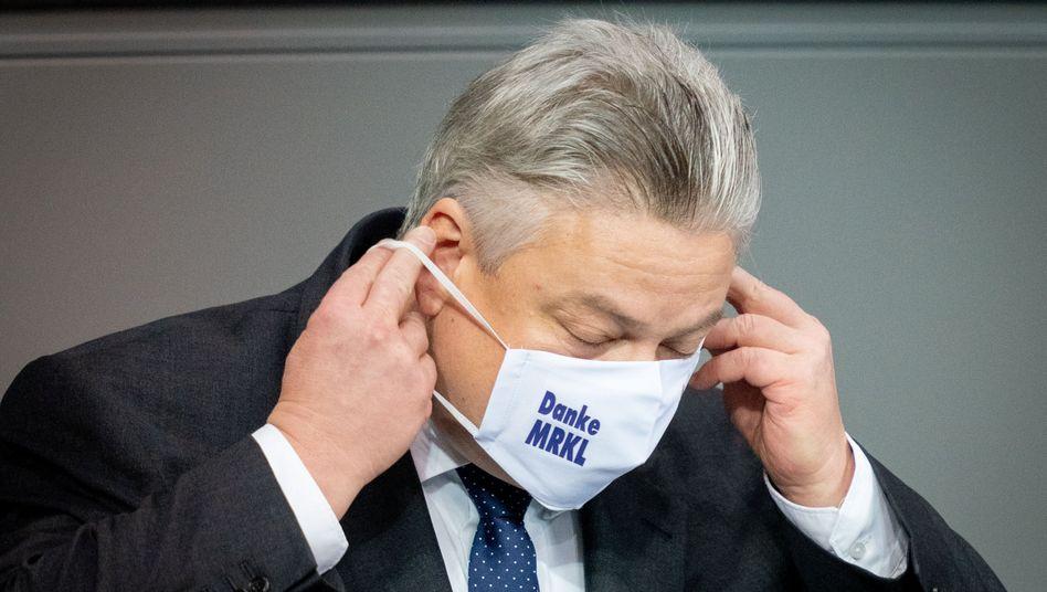 AfD-Bundestagsabgeordneter Seitz (am 30. Oktober): »Prognose für eine zügige Entlassung«