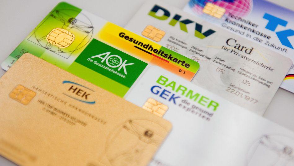 Die AOK verzeichnet für 2019 ein Minus von 122 Millionen Euro.