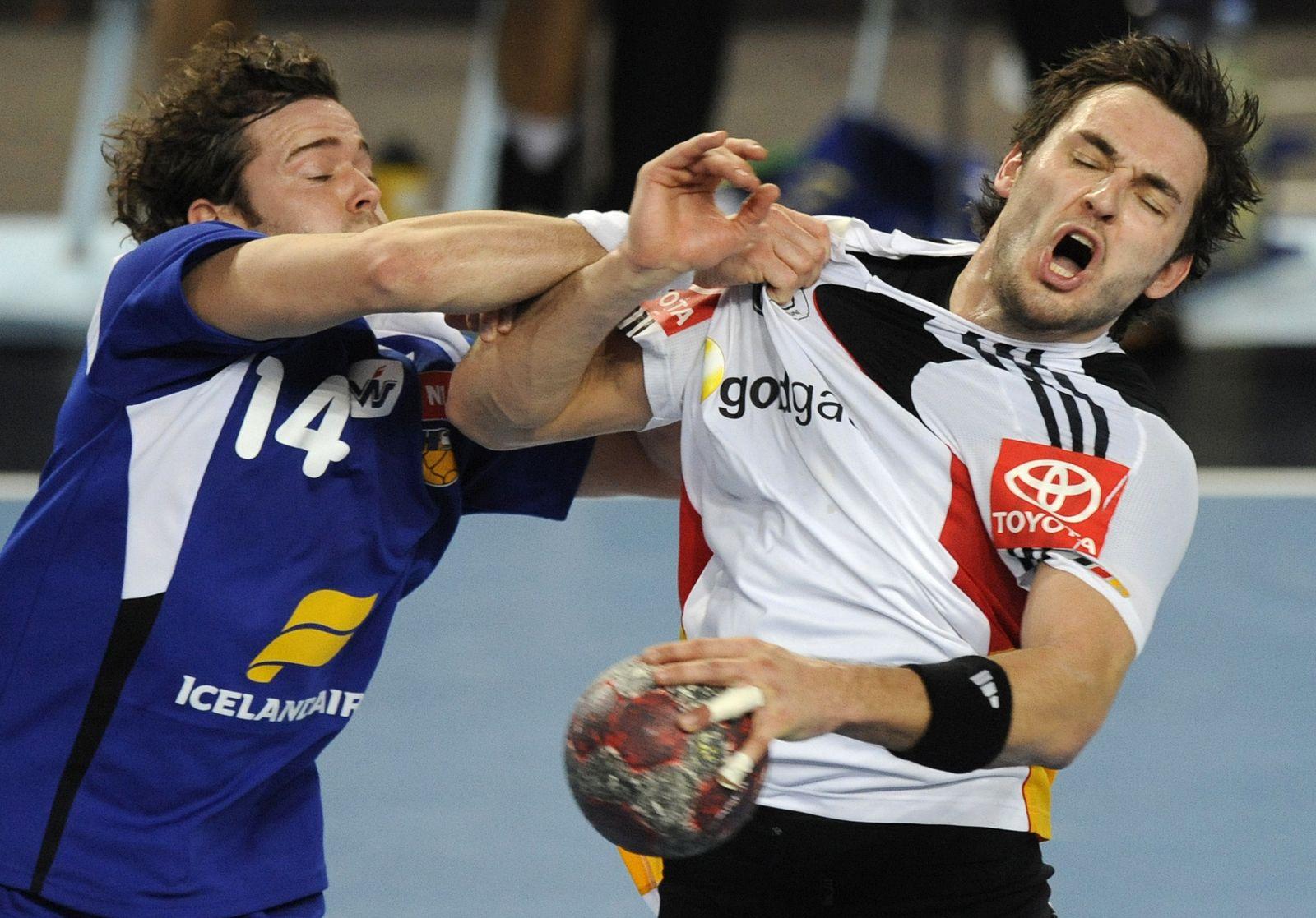 Germany Handball Iceland