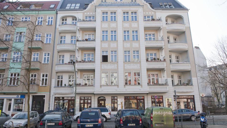 Häuser in Berlin-Friedrichshain (Archivbild): 41 Millionen Wohnungen in Deutschland