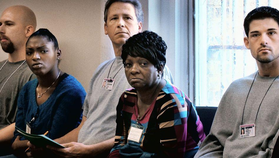 Verarbeitung von Mordfällen: Blicken Sie demTäter in dieAugen