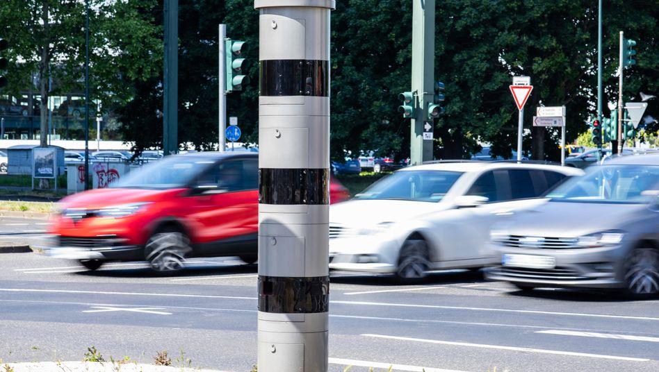 Ab wie viel km/h zu viel gibt es ein Fahrverbot? Eine Einigung in dieser Frage ist offenbar nicht in Sicht
