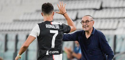 Juventus Turin und Trainer Maurizio Sarri: Warum das bisher nicht passt