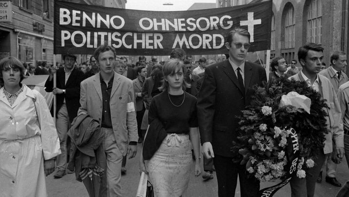 1967/68: Die Revolte - Studenten in Aufruhr