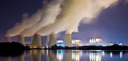 Vattenfall-Kraftwerk (in Brandenburg): Einer der vier großen Konzerne