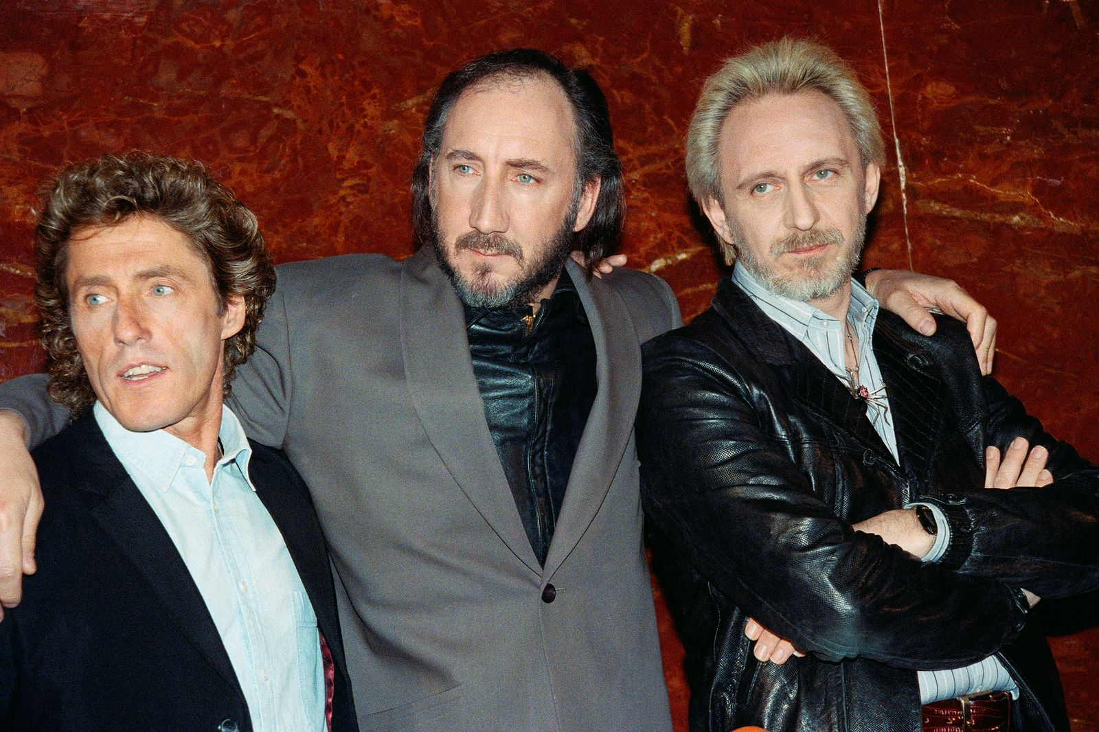Pete Townshend - Roger Daltry and Peter Townshend