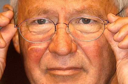 Buchmessen-Chef Volker Neumann: Die Messe neu ausgerichtet