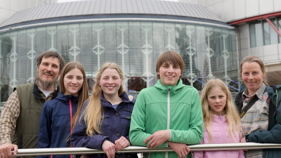 Familie Wunderlich aus Hessen