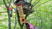 NRW-Regierung toleriert offenbar Baumbesetzer