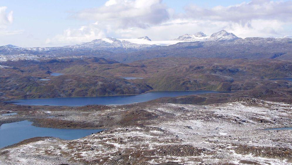 Inferno bei Maniitsoq: Spuren der kosmischen Bombe