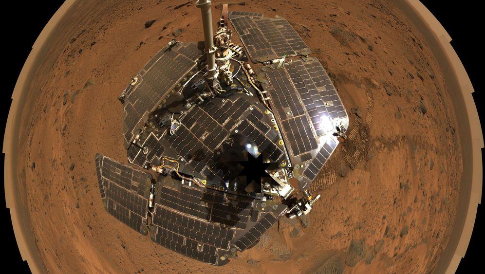 Mars-Roboter: Sechs Jahre im Forschungseinsatz