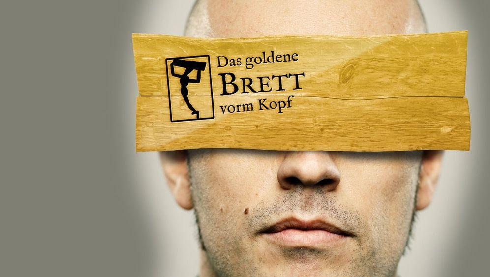 """""""Goldenes Brett"""": Preis für vermeintlichen Krebsheiler"""