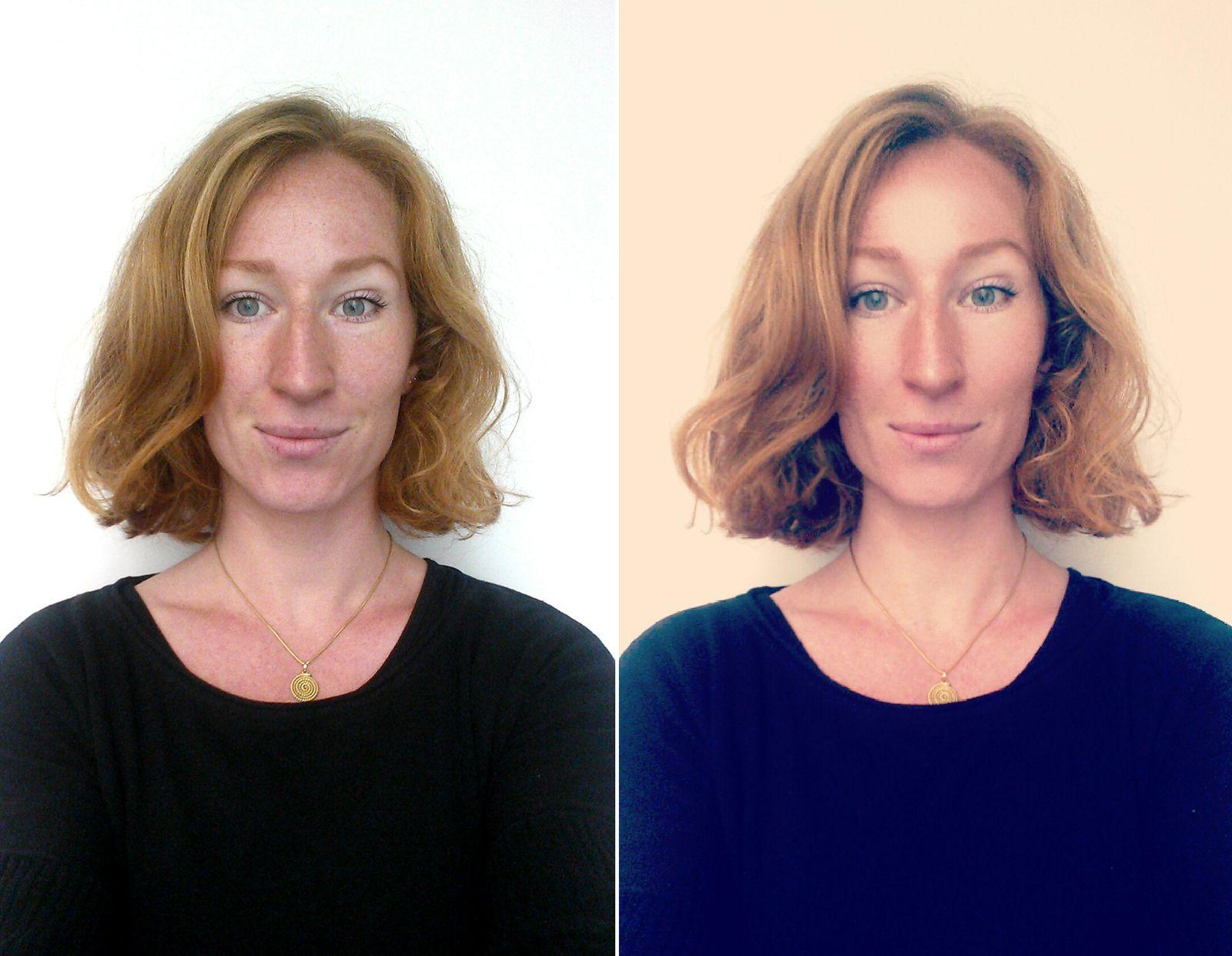 Beauty Filter/ Beauty Face/ Snapchat/ Samsung/ Teresa Sickert
