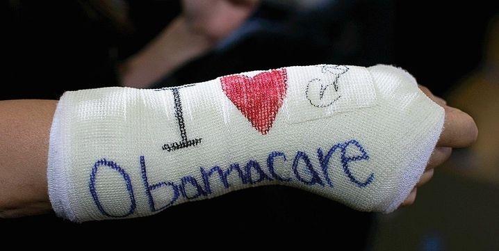 Obamacare: Krankenversicherung auch für Ärmere