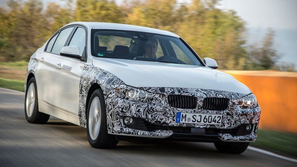 BMW 330e: Erste Bilder des Dreier mit Plug-in-Hybrid
