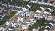Häuser und Wohnungen werden knapper