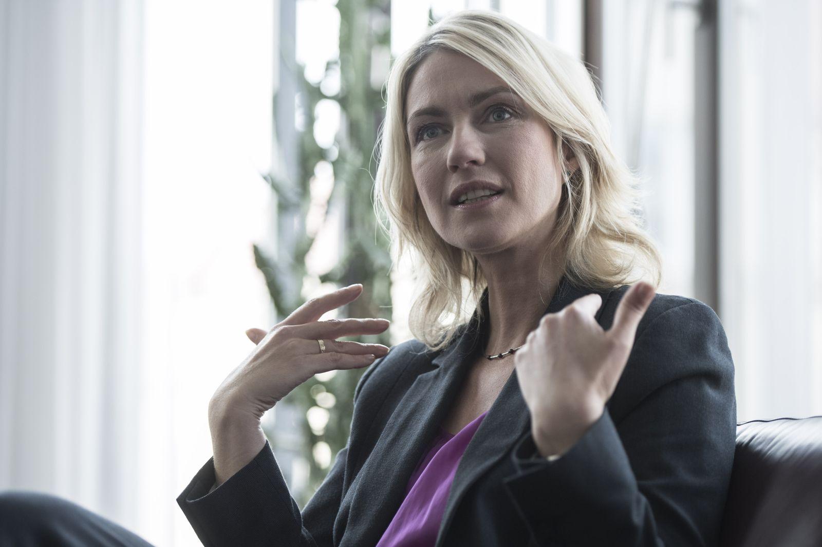 EINMALIGE VERWENDUNG Manuela Schwesig / SPD