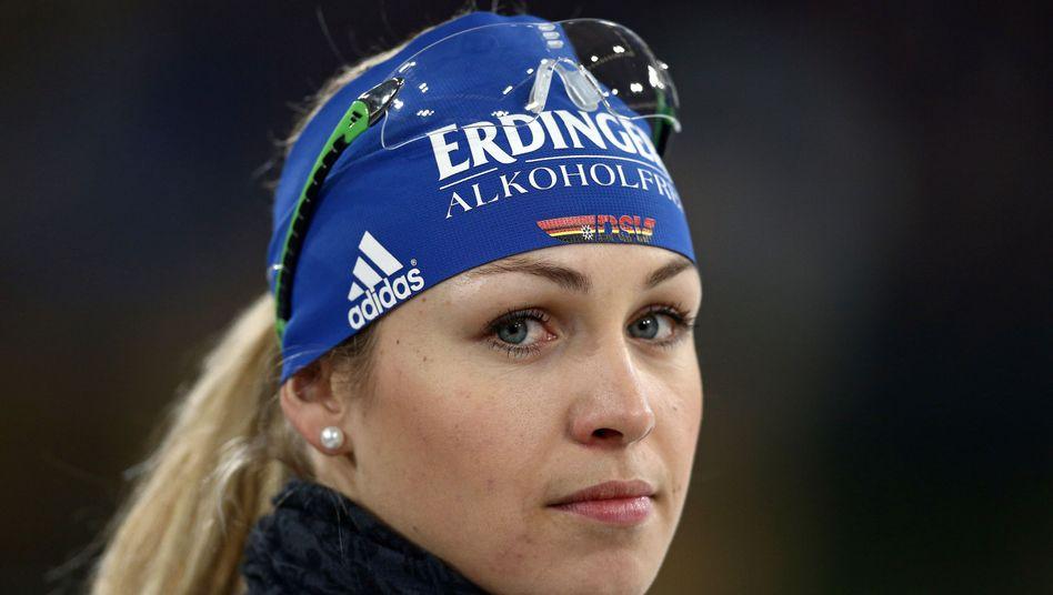 """Ex-Biathletin Neuner (2012): """"Es wird nicht weiter gedacht"""""""