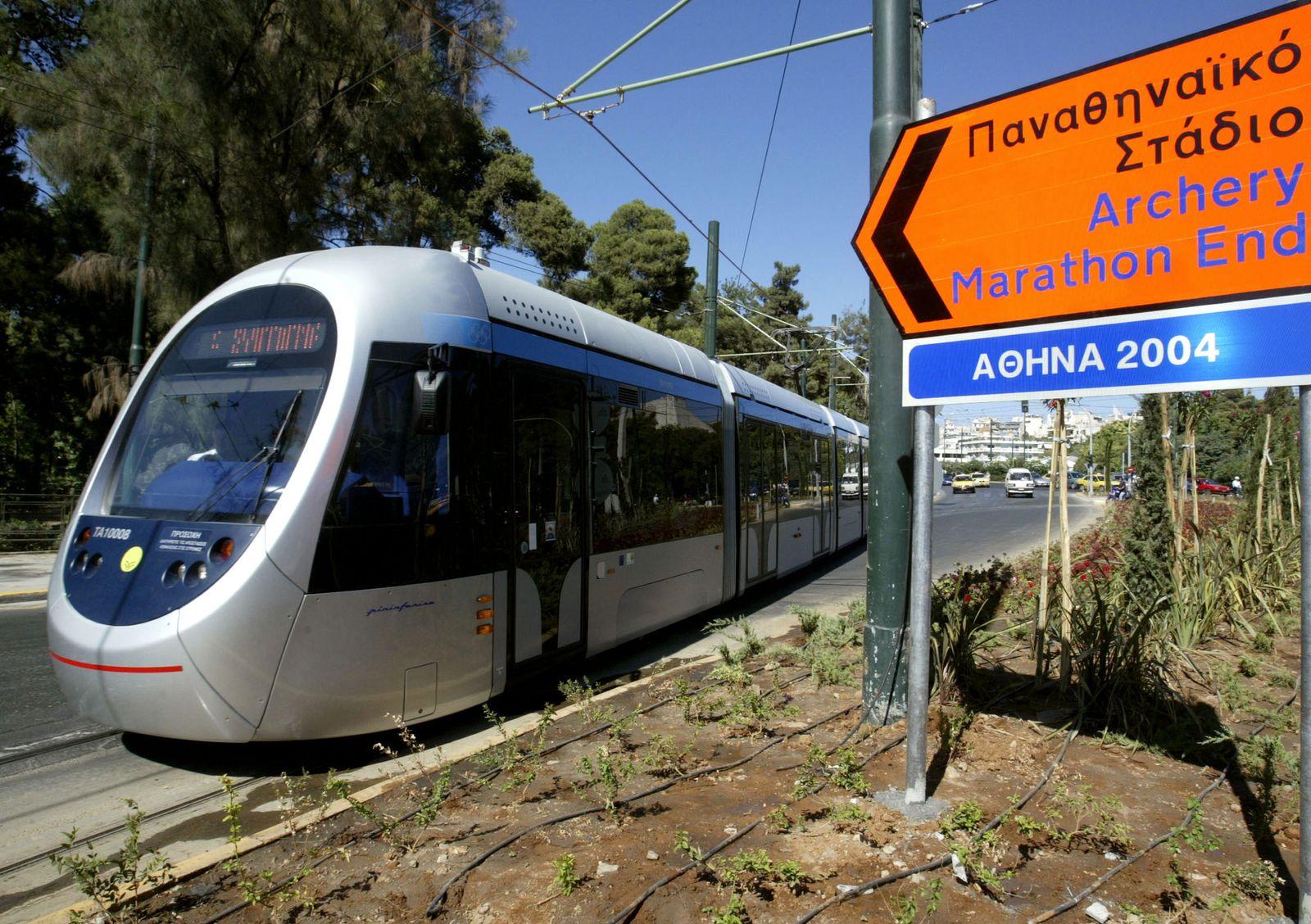 Griechenland / Zug