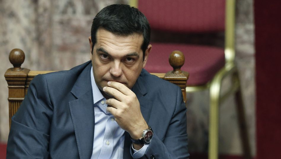 Griechisches Parlament: Tsipras bringt drittes Hilfspaket durch - 43 Abweichler bei Syriza