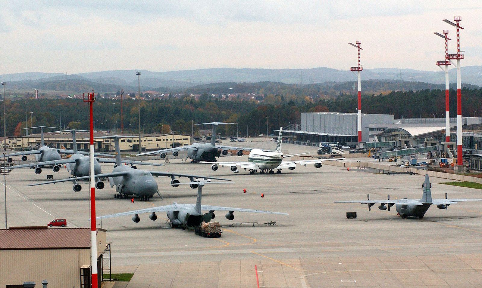 Ramstein/ US Airbase