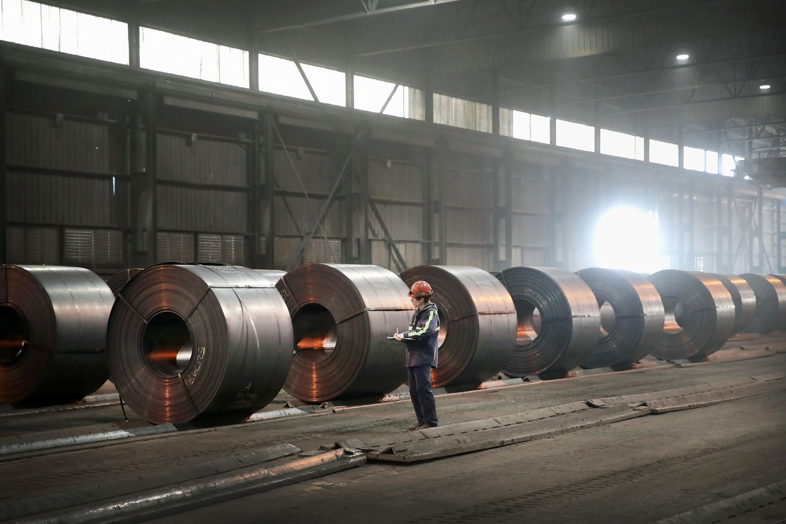 USA Stahl / Stahlindustrie / Konjunktur
